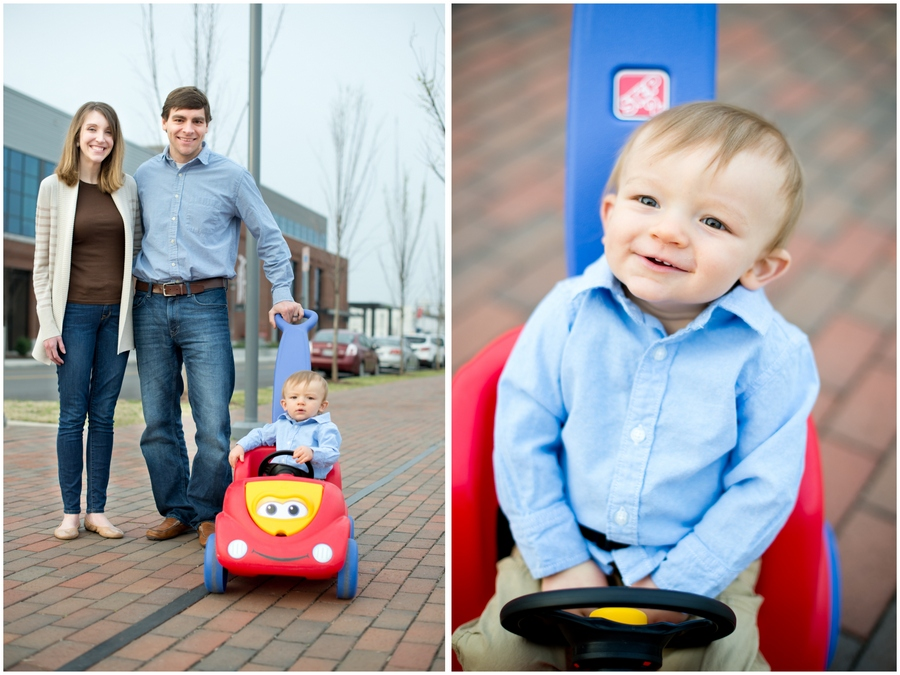 Railroad Park Family Photography Birmingham Alabama