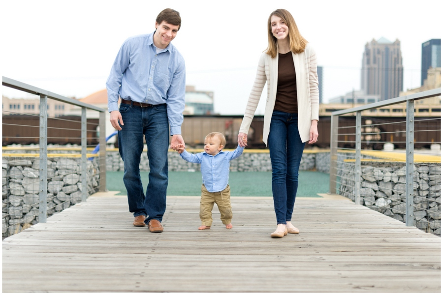 Railroad Park: The Edwards Family
