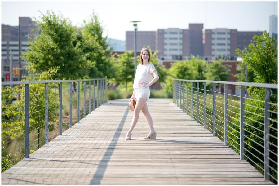Railroad Park Birmingham Alabama Senior Portaits Photography