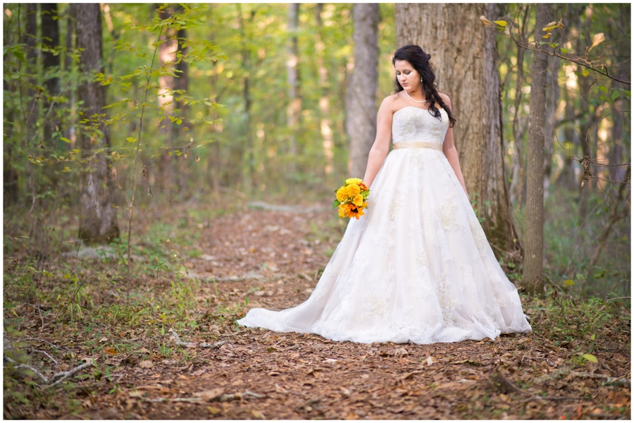 Bridal Portraits: Mary Catherine Edwards